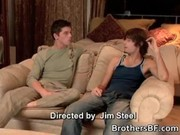 look how his brother brought homo lads