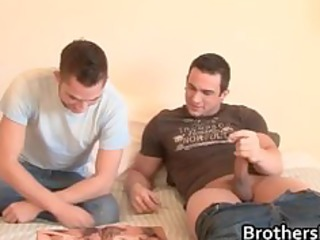 brothers hot boyfriend acquires cock sucked part5