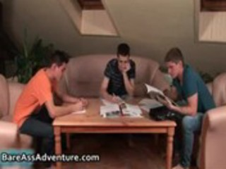 connick dade, nick daniels and louie gay sex